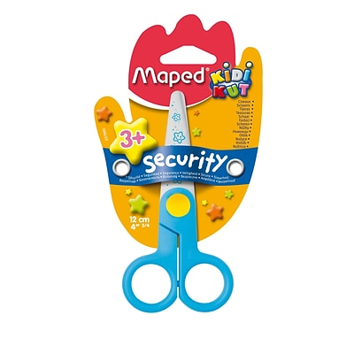 Maped USA KIDCUT Safety Scissors, Blunt Tip