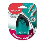 Maped Tonic 2 Hole Sharpener, Manual, Assorted Colors