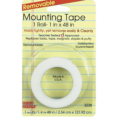 Miller Studio Remarkably Removable Magic Mounting Tape, 1 x 48