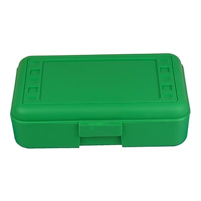 Romanoff Products Pencil Box, Green (ROM60205)