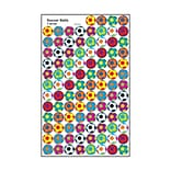 Soccer Balls SuperSpots® Stickers, Pack of 800 (T-46199)