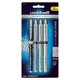 Sanford® Bold Roller Ball Pen, 0.8mm, Black 4/Pack (1858842)