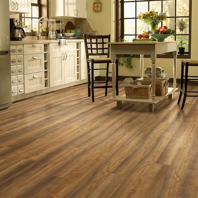 Shaw Floors Skyview Lake 5'' X 48'' X 7.94mm Pearwood Laminate In Harmony Pear