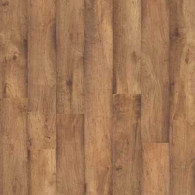 Shaw Floors Landscapes 8'' X 48'' X 6.5mm Hickory Laminate In Nightsong Hickory
