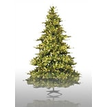Vickerman Country Pine 6.5 Green Pine Artificial Christmas Tree w/500 Pre-Lit Clear Lights w/Stand