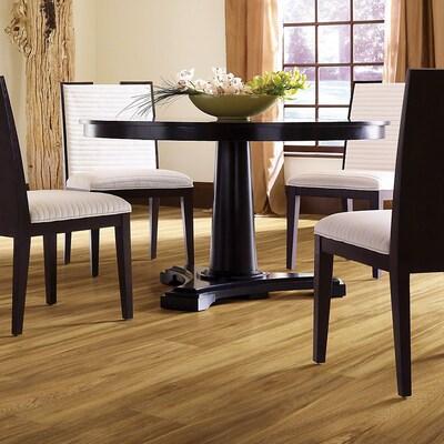 Shaw Floors Natural Impact Ii Plus 9.8mm Oak Laminate In Acorn Tan Oak