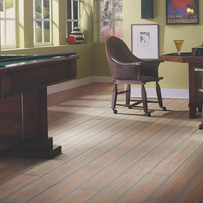 Shaw Floors Chateau 5'' X 48'' X 7.94mm Walnut Laminate In Bordeaux Walnut