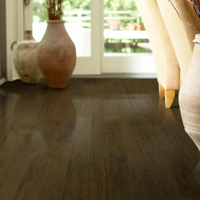 Shaw Floors Brazilian Vue 5'' X 48'' X 7.94mm Ipe Laminate In Tierra Rica
