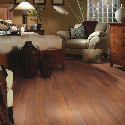 Shaw Floors Caribbean Vue 5'' X 48'' X 7.94mm Cherry Laminate In Victoria Cherry