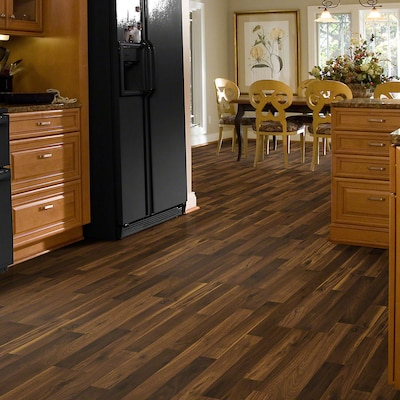 Shaw Floors Natural Values Ii Plus 8'' X 48'' X 8mm Walnut Laminate