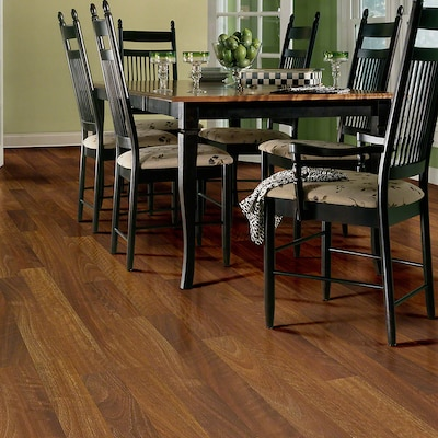 Shaw Floors Natural Values Ii 6.5mm Cherry Laminate In Tropic Cherry