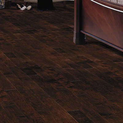 Anderson Floors Eagle Lodge 5'' Engineered Maple Hardwood Flooring In Lariat