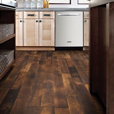 Shaw Floors Origins Plus 8'' X 48'' X 8mm Laminate In Bronzed Maple