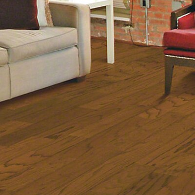 Anderson Floors Monroe 5'' Engineered Oak Hardwood Flooring In Rabarrel