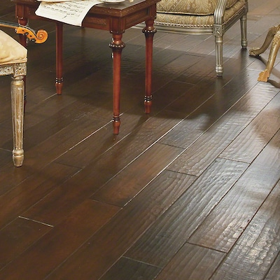 Anderson Floors Casitablanca 5'' Engineered Kupay Hardwood Flooring In Brackish
