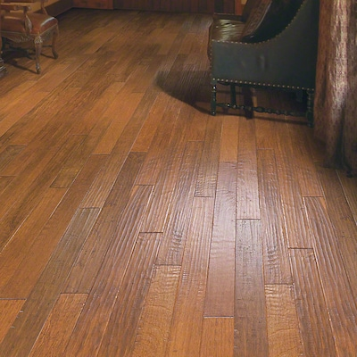 Anderson Floors Casitablanca 5'' Engineered Kupay Hardwood Flooring In First Light