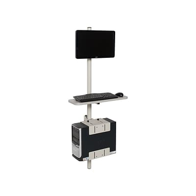 Versa Tables Wall Mount Computer Station Adjustable (SP30802)