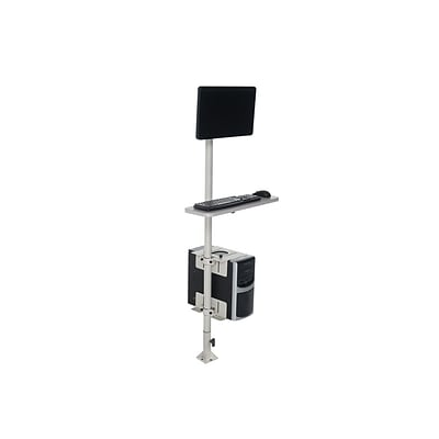 Versa Tables Floor Mount Computer Station Sentry (SP30502)