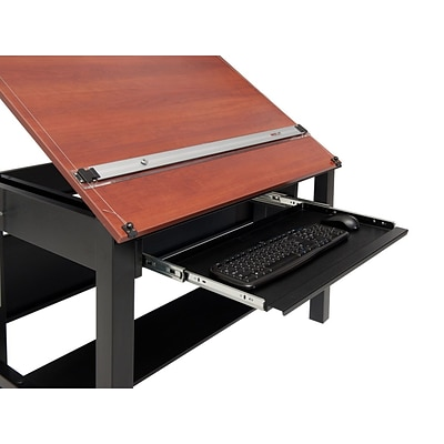 Versa Tables Laminated Wood Drafting Table Vision 60 x 36,  Cherry  (SP20660360102)