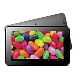 Supersonic® Matrix MID SC-999BT 9 Touchscreen Tablet, 8GB, Android 4.4 KitKat, Black