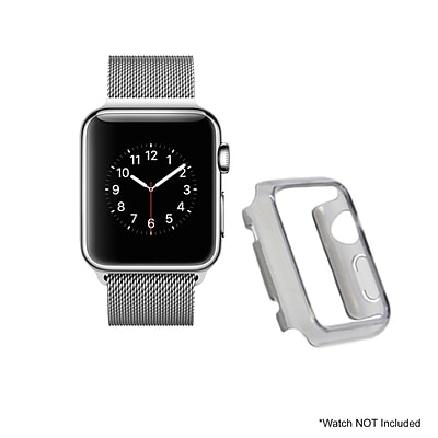 Mgear Accessories Polycarbonate Protective Cover; Gray (apple-watch-cover-gry)