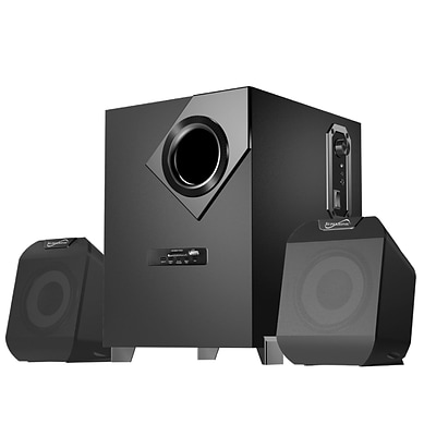 Supersonic sc-1125bt Bluetooth Multimedia Speaker System; Black