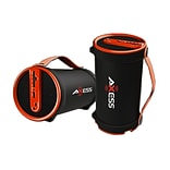 Axess spbt1033-rd Bluetooth Portable Speaker; Red