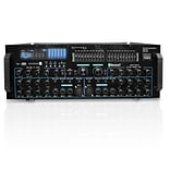 Technical Pro Professional Mic Mixing Amplifier with USB/SD Card Inputs and Bluetooth Compatibility;