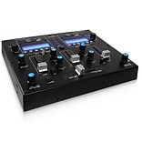 Technical Pro Table Top 2CH Dual USB/SD Card Mixer; 12 V (dj2usb)