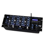 Pyle 4-Channel Bluetooth DJ Mixer (pyd1962bu)