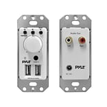 Pyle In-Wall Audio Receiver pwpbt67