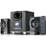 Axess Mini Entertainment System; msbt3907, 10 W & 5 Wx2