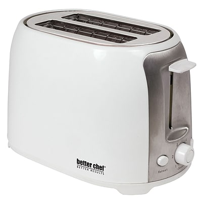 Better Chef Toaster; White (im-225w)