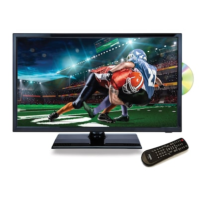 "Naxa Ntd 2255 20"" 29"" 1080p Led Tv; Black"
