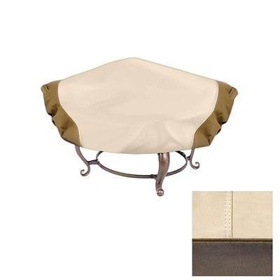 Pyle Fire Pit Cover; Synthetic (pvcfp94)
