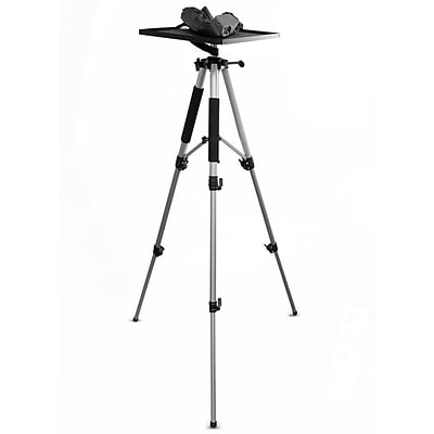Pyle Video Projector Mount Stand with Tripod Style, 29.1 x 29.1 x 59 (PRJTPS37)