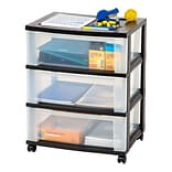 Iris® 3-Drawer Wide Chest