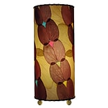 Eangee Home Design Butterfly Alibangbang Leaf Table Lamp -Burgundy (479-Bu)