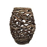 Eangee Home Design Driftwood Vase; Small (A4132-Nat)