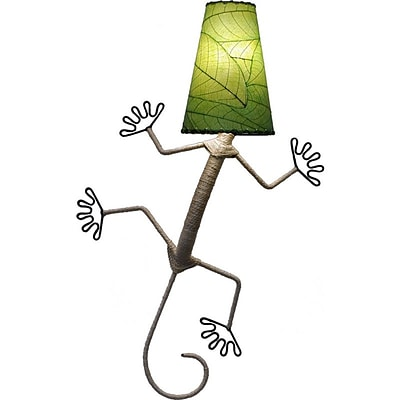 Eangee Home Design Gecko Wall Sconce -Green (396-Xg)