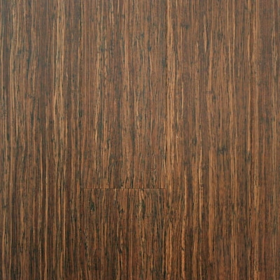 Ecofusion Flooring Colorfusion 5'' Engineered Bamboo Hardwood Flooring In Crushed Wheat