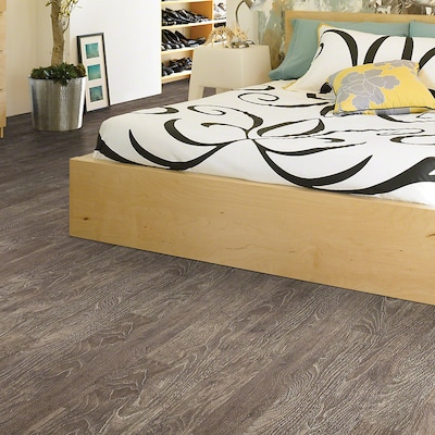 Shaw Floors French Market 5'' X 48'' X 10mm Laminate In Caviar