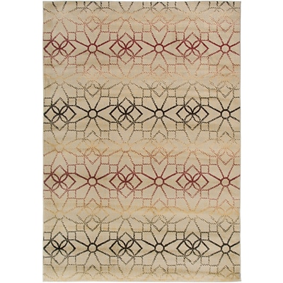 Rizzy Home Bay Side Collection 100% Heat-Set Polypropylene 710x1010 Khaki (BYSBS359000047110)