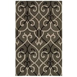 Rizzy Home Opus Collection 100% Wool 2 x 3 Gray (OPUOP811800330203)
