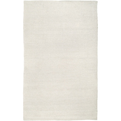 Rizzy Home Twist Collection New Zealand Wool Blend 2 x 3 Off White  (TSTTW306500930203)