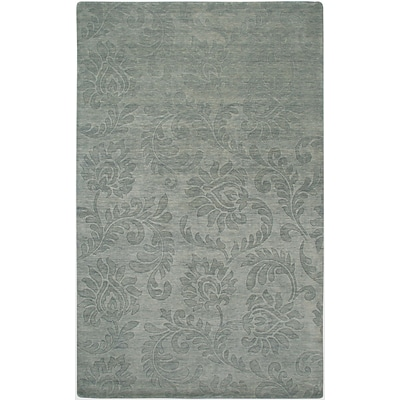 Rizzy Home Uptown Collection New Zealand Wool Blend 2 x 3 Gray (UPTUP241000330203)