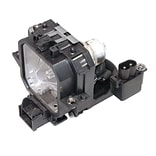 eReplacements 165 W Replacement Projector Lamp for Epson EMP-5 EMP-53; Black (ELPLP21-ER)