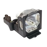 eReplacements 132 W Replacement Projector Lamp for Sanyo LP XW20A; Black (POA-LMP51-ER)