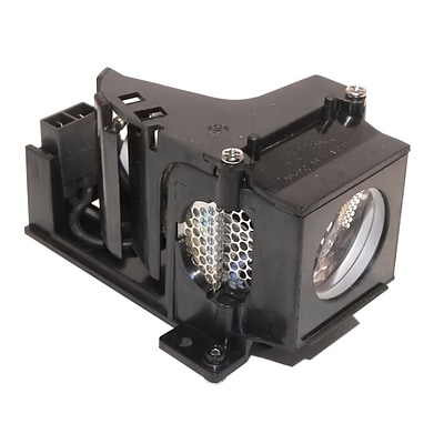 eReplacements 200 W Replacement Projector Lamp for Sanyo PLC XW57; Black (POA-LMP122-ER)