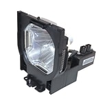 eReplacements 200 W Replacement Projector Lamp for Eiki LC UXT1; Black (POA-LMP42-ER)
